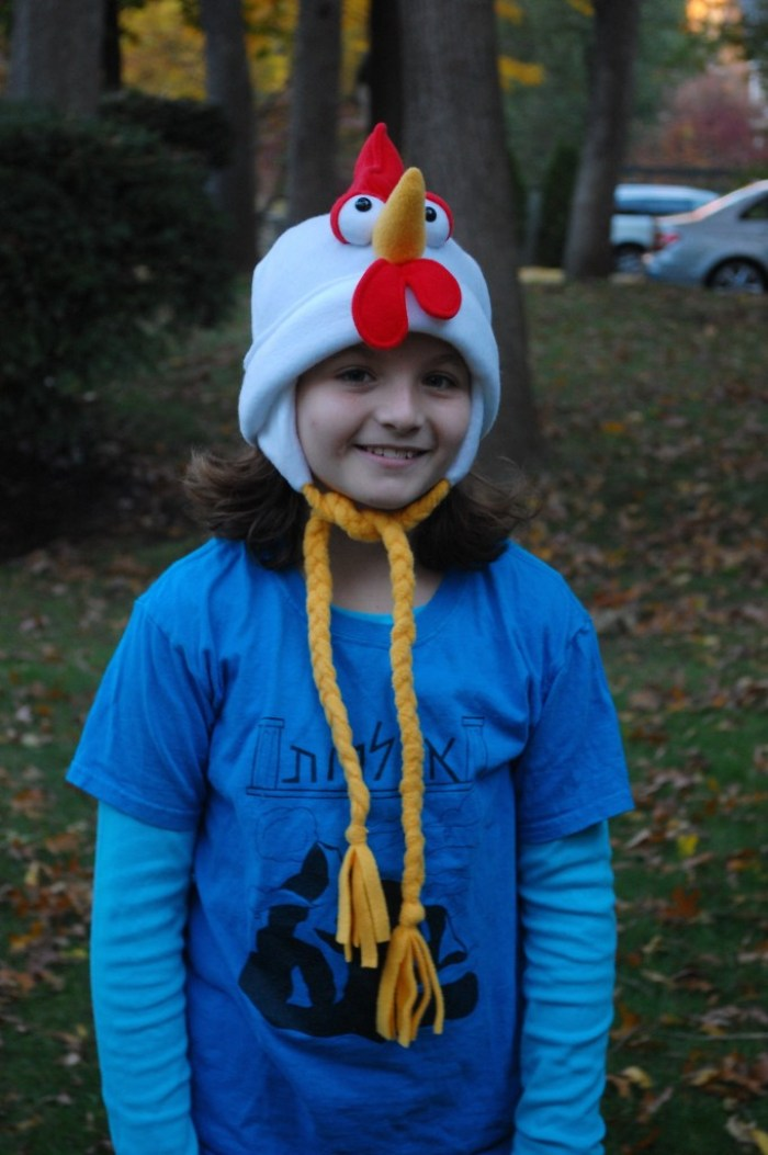 Rooster Hat 2