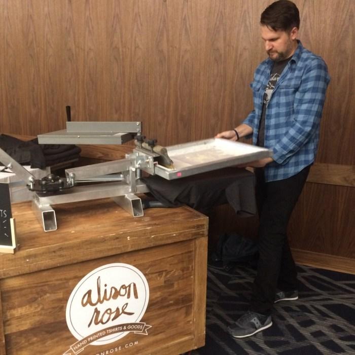 Alison Rose Printing