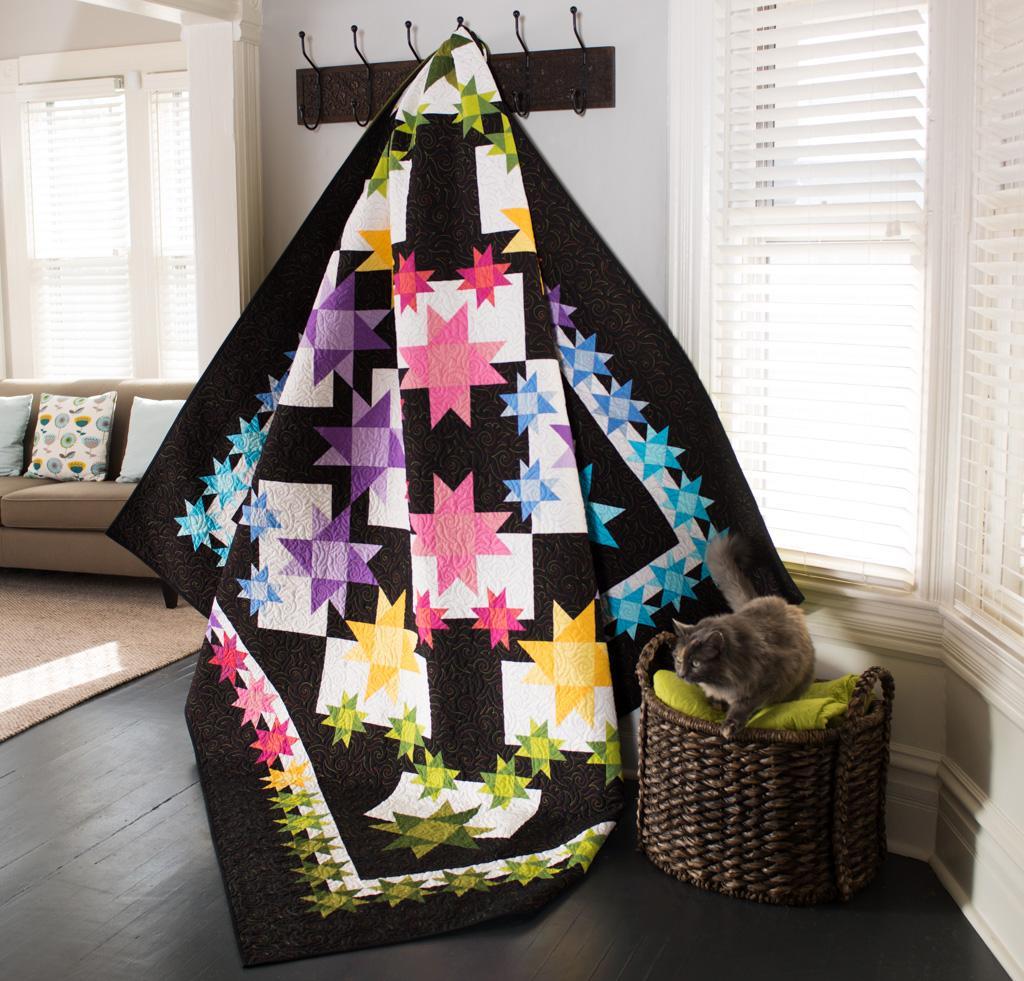 Debbie Caffrey Boundless Quilt Kit