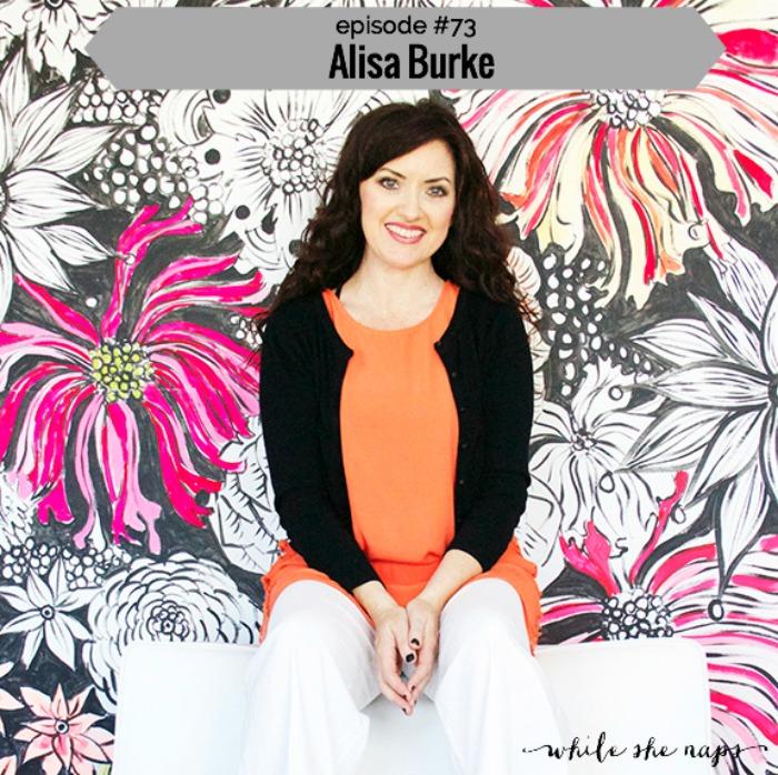 alisa burke episode 73