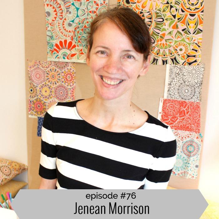 Episode 76 Jenean Morrison