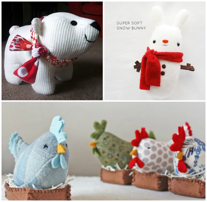 Free Softie Patterns 3