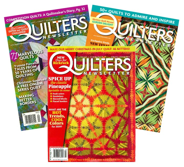 Quilter's Newsletter