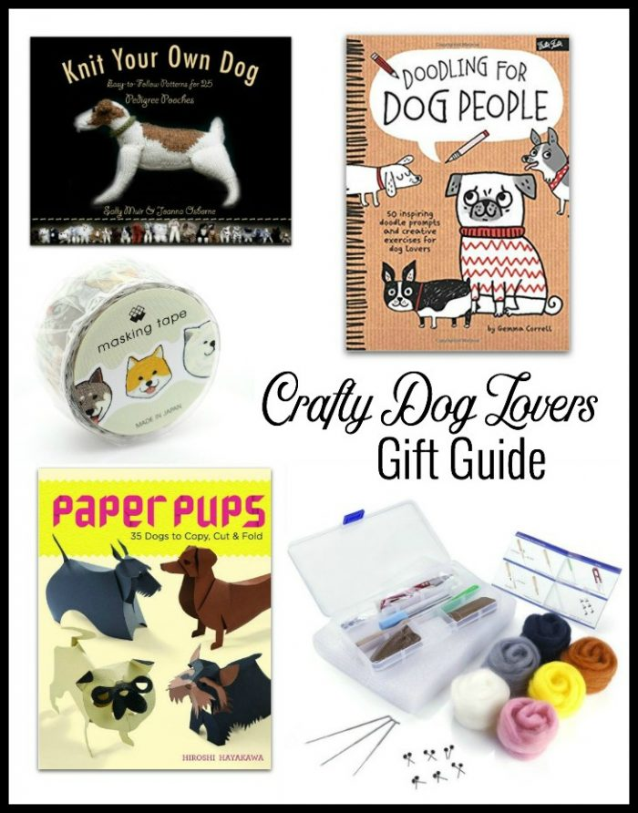 If You Know Somebody Who Loves Dogs And To Craft Wants Combine Both Of Their Passions In One Than Look No Further