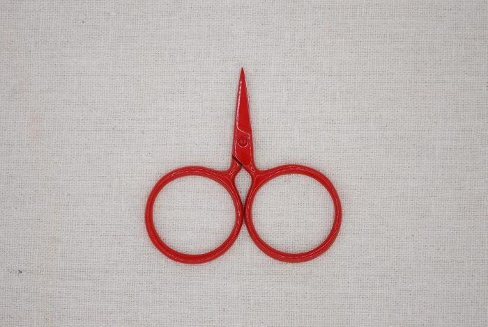 Red Scissors