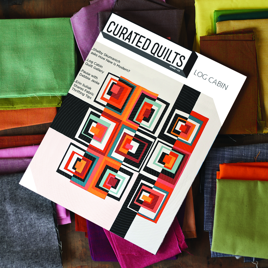 Curated Quilts magazine