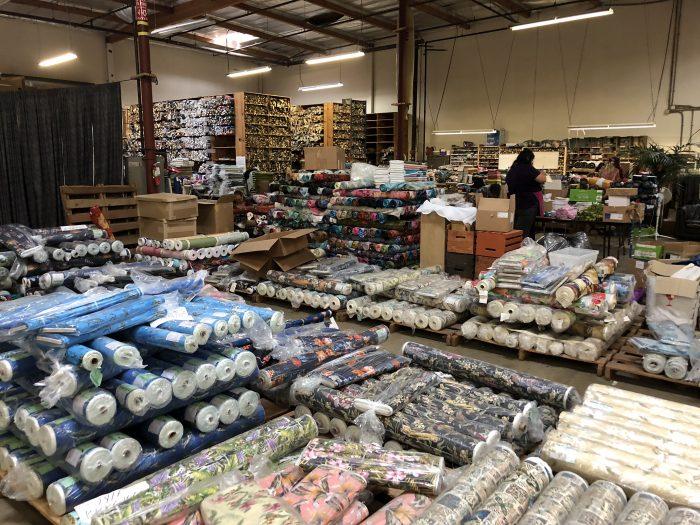 Hoffman California Fabrics Warehouse