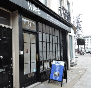 The WPPC in Lower Grosvenor Place