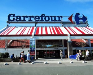 The Carrefour at Bayonne