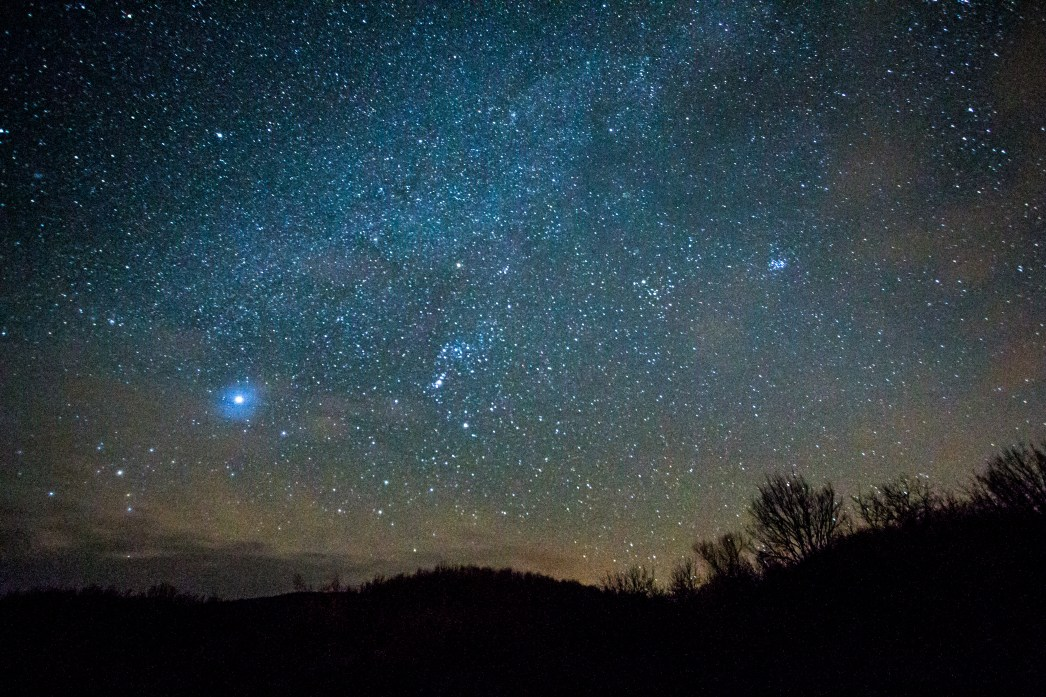 Sirius, Orion, Seven Sisters and us