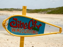 Jibe City Windsurfing