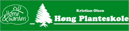 Høng Planteskole-Grøn
