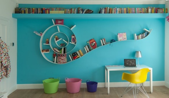 11 Clever Ways to Display and Store Children's Books