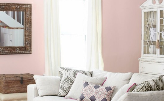 "Why ""Millennial Pink"" Is More Popular in Homes Than Ever Before"
