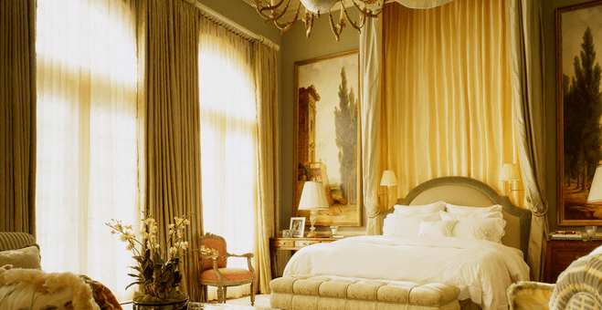 The Magic Behind 8 Romantic Master-Bedroom Palettes