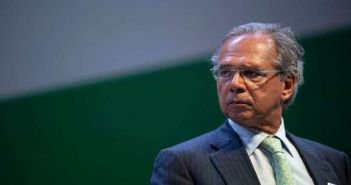 Paulo Guedes. Foto: Mauro Pimentel/AFP