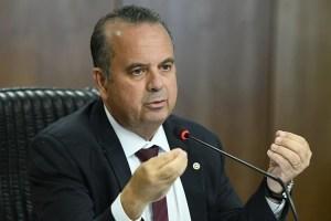 O novo ministro do Desenvolvimento Regional, Rogério Marinho. Foto: Edu Andrade/Ministério da Economia