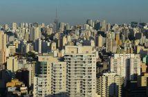 Vista do Edifício Itália, região central. Foto: Rovena Rosa/ Agência Brasil