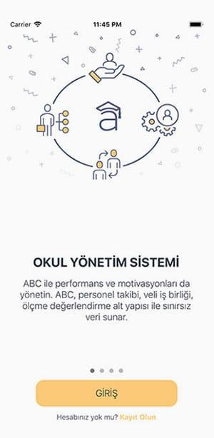 okul yönetim sistemi