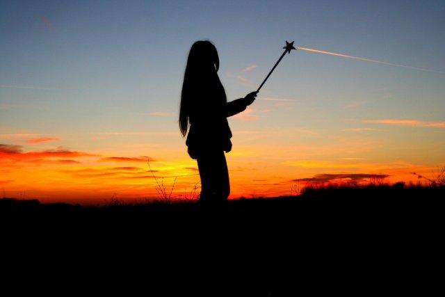 lupus hope magic wand