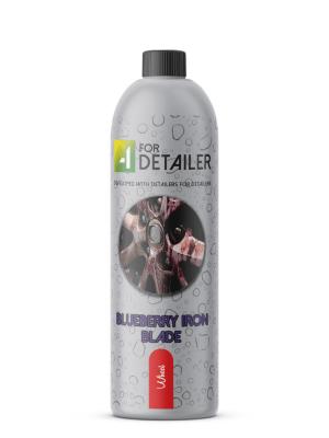 4Detailer – Blueberry Iron Blade 500ml – DEIRONIZER