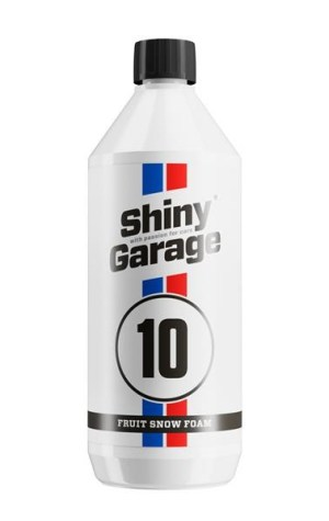 Shiny Garage Fruit Snow Foam Neutral pH 1L – piana aktywna