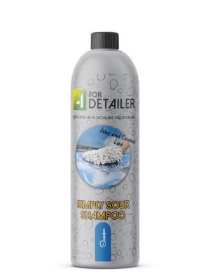4Detailer  – Simply Sour Shampoo 500ml – szampon samochodowy