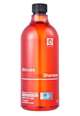 Fireball Ultimate Hydrophobic Shampoo Red 1L – SZAMPON HYDROFOBOWY 2 W 1