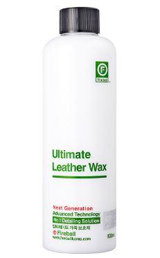 Fireball Ultimate Leather Wax – konserwacja tapicerki skórzanej