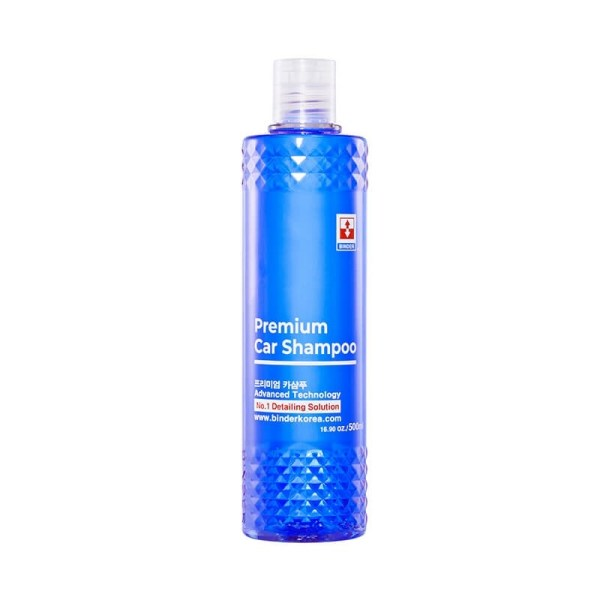 Binder Premium Car Shampoo 500ml