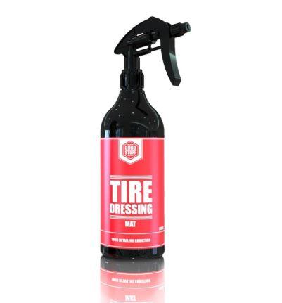 Good Stuff Tire Dressing Mat 1L – Matowy Dressing do Opon