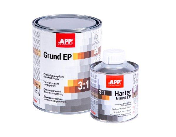 APP Grund EP 3:1+Harter Podkład epoksydowy dwuskładnikowy