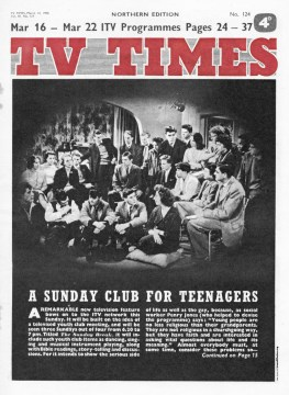 Sunday Break, w/c 16 March 1958