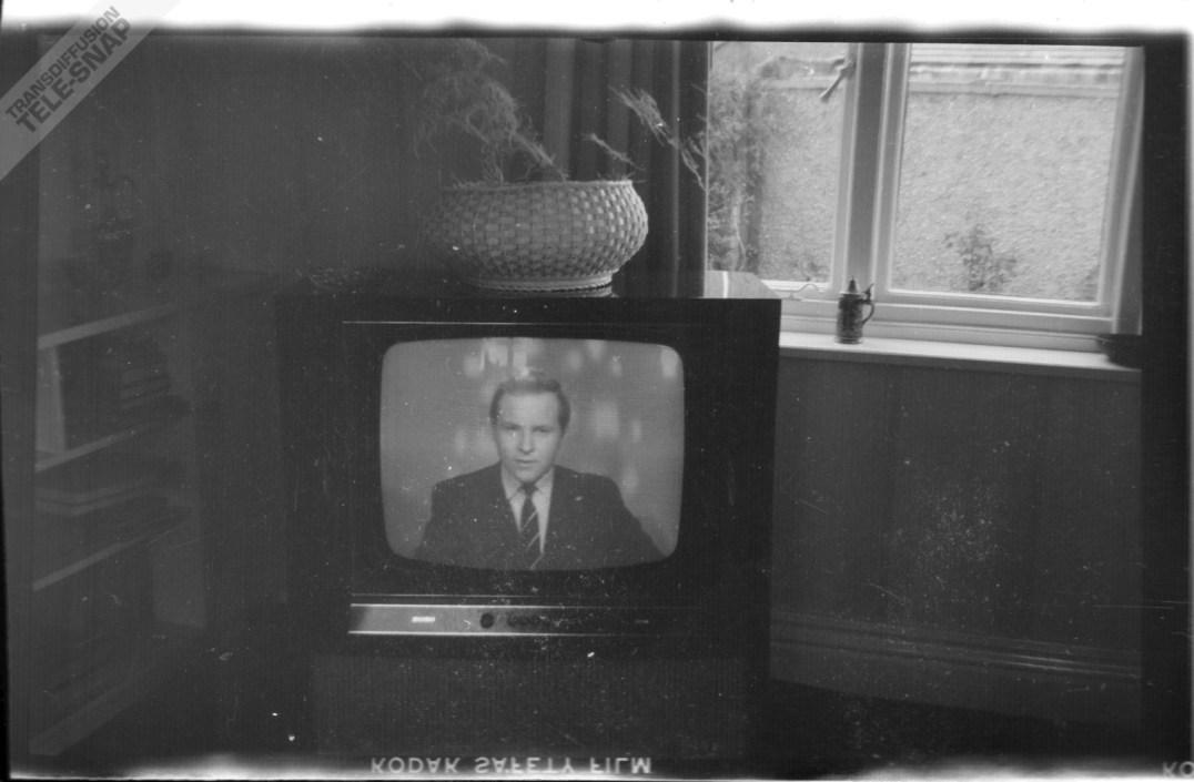 David Hamilton on ABC North in 1963