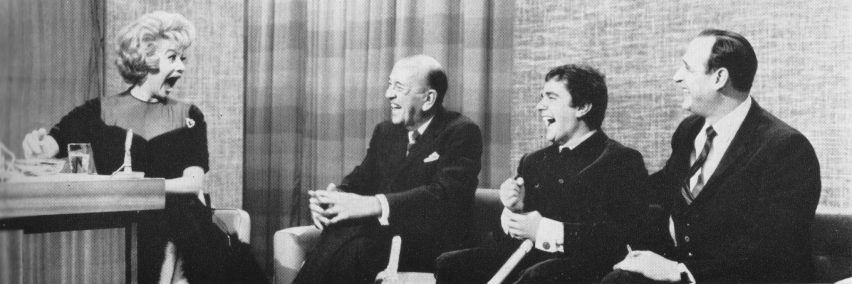 Guests on 'The Eamonn Andrews Show'