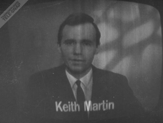 Keith Martin on ABC North c1965