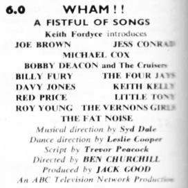 TVTimes for the North, w/c 21 May 1960