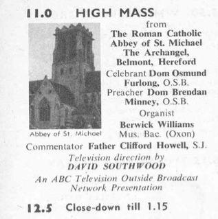 TVTimes for the North w/c 12 March 1961