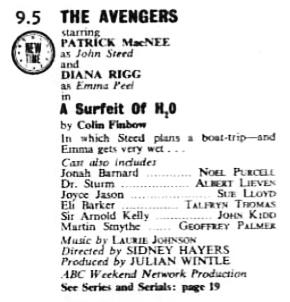 TVWorld (Midlands), 20 November 1965
