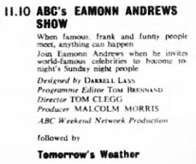 TVWorld, 21 November 1965