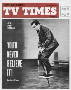 Article from the TVTimes for 13-19 August 1961