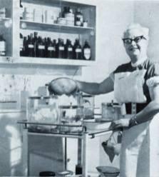 Nurse WILLIAMS, Didsbury