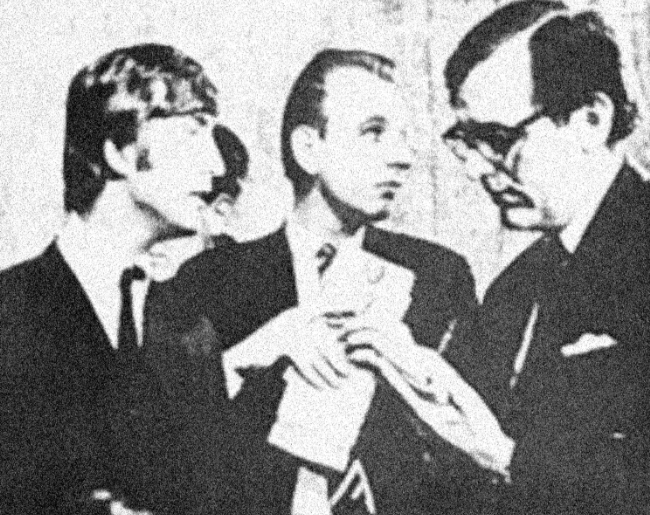 John Lennon and interviewers