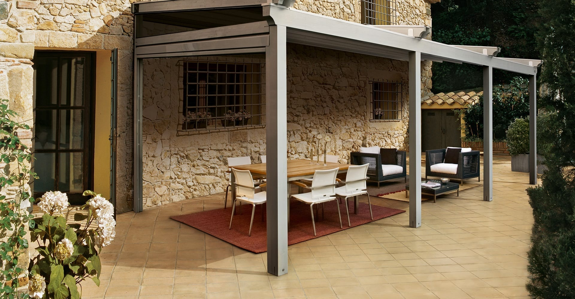Corradi Outdoor Living Spaces - ABC Blinds & Drappery on Corradi Outdoor Living id=31250