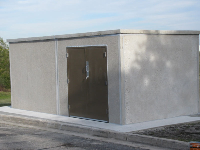 More Than 200 Storage Sheds Produced On Site