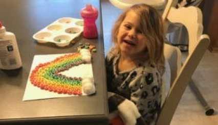 Rainbow activity