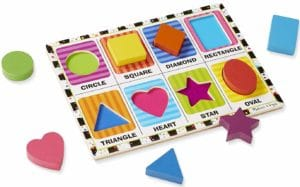 MD shape puzzle