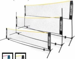Portably Adjustable Sports Net