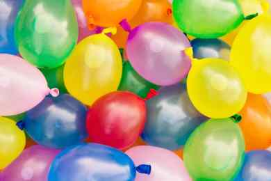 water balloons for field day