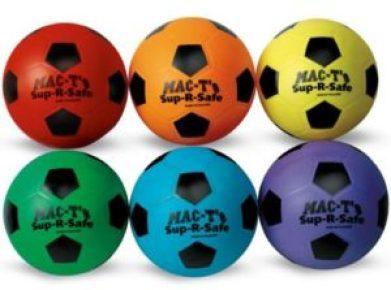 Soft Soccer Balls for younger aged kids